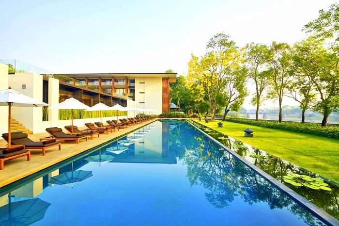Anantara Resort view