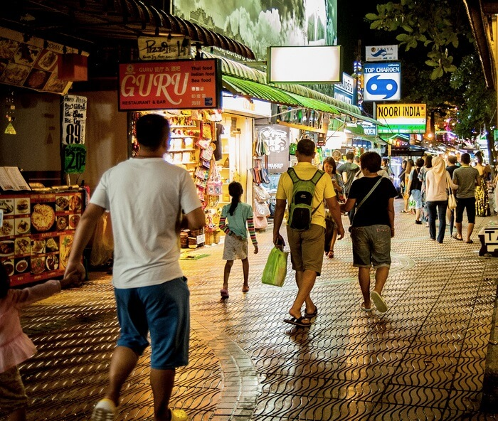 Ao Nang Walking Street