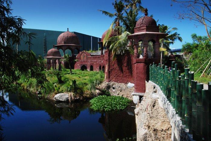 bali safari and marine park