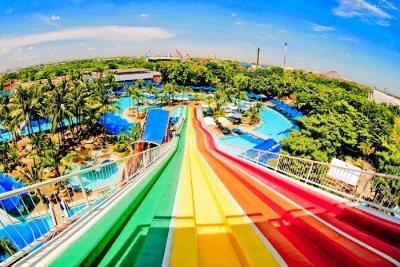bangkok water parks