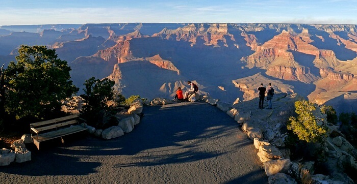 best time to visit Grand Canyon