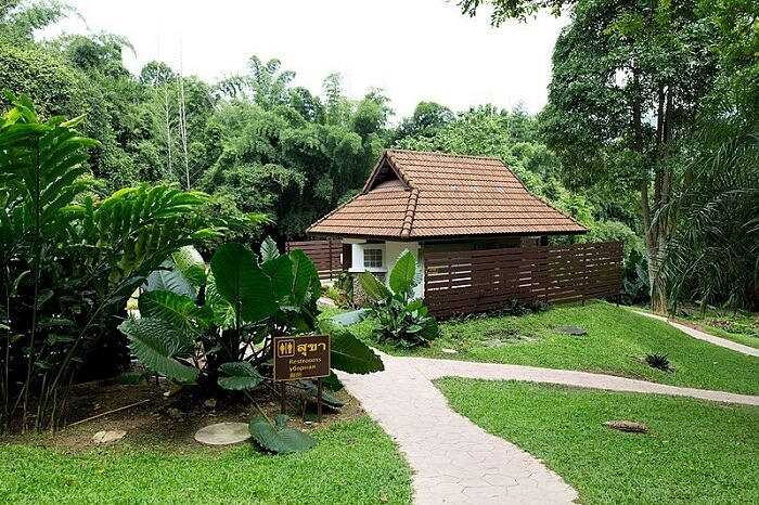 bungalo in erawan natipna park