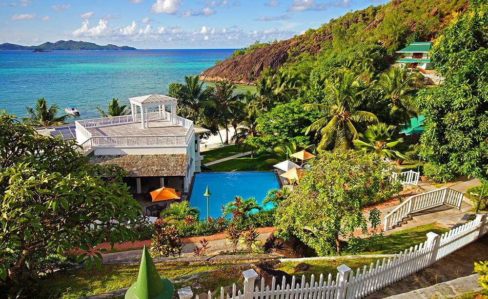 place to stay in Praslin