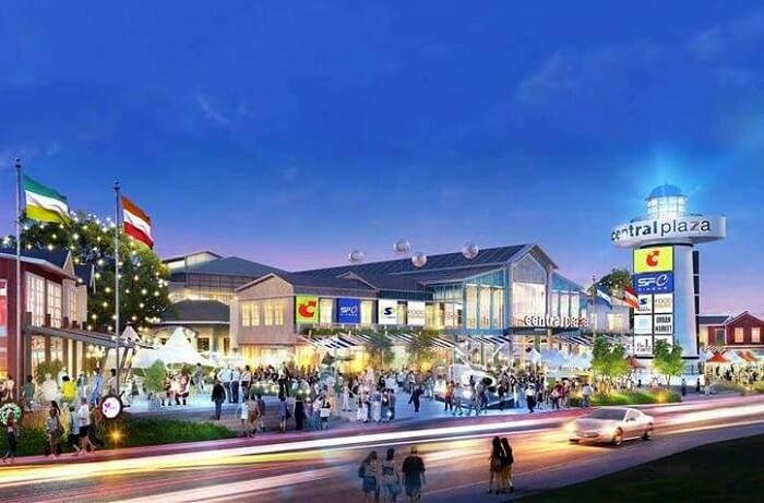a top destination for shopping