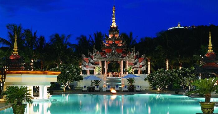 cover image myanmar resort