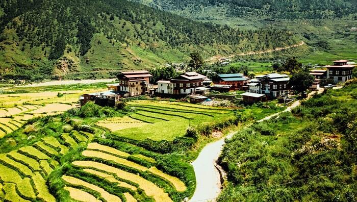 Witness Bhutan's Old World Charm