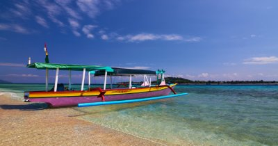 explore the gili island