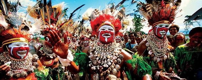 number of cultural festivals in Guinea