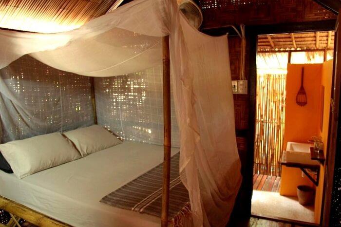 room view at gecko lipe resort