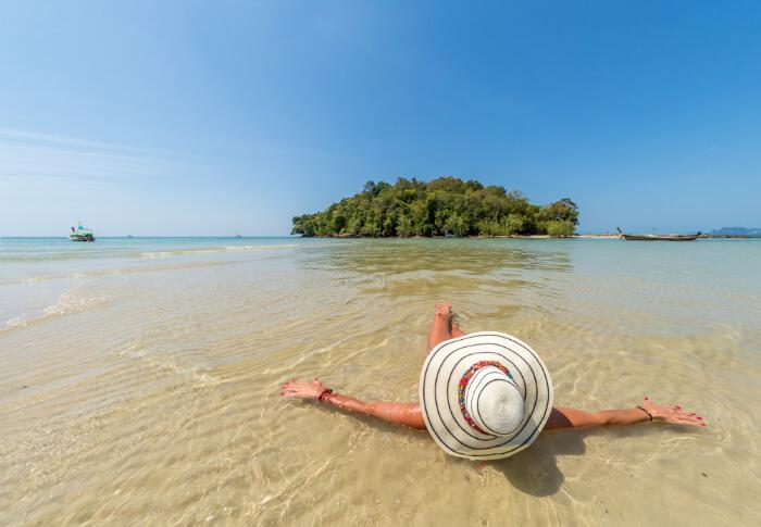explore the beach fullest