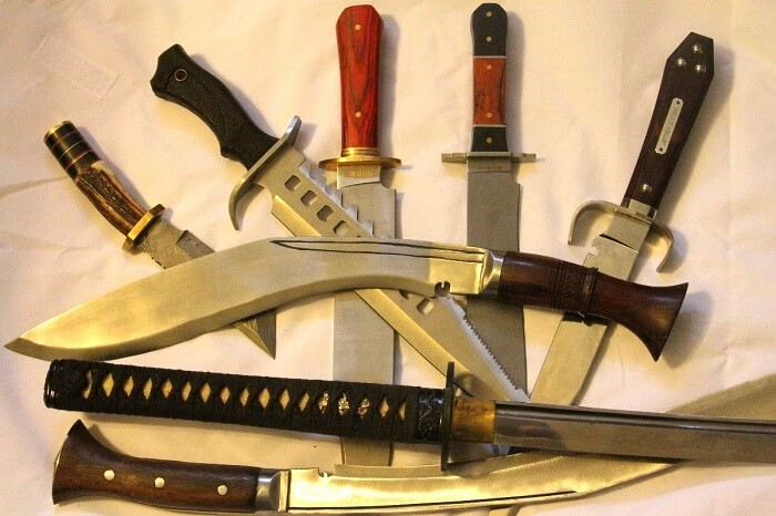 weapons at patpong