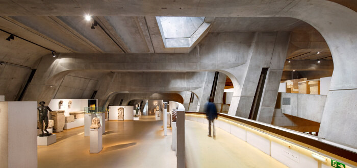 museum enlightens with its archaeological artifacts