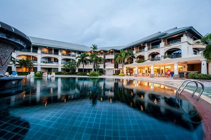 one of the most affordable hotel in phi phi