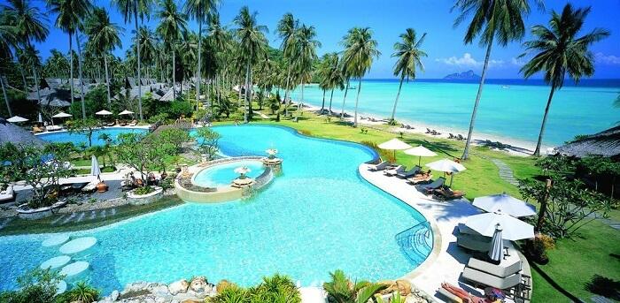 best beach resorts in Thailand