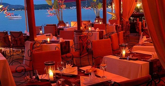 Romantic Restaurant