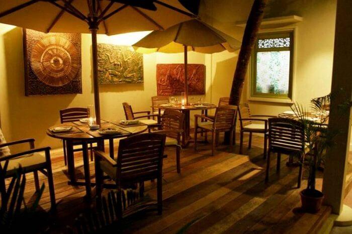 Restaurant for enjoying Thai delights