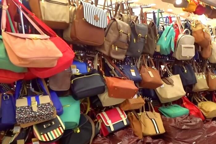 shopping patpong