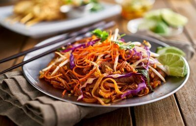 Pad Thai in Pattaya
