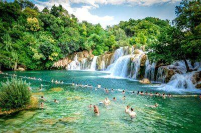 Krka national park blog