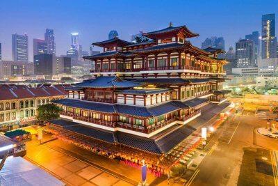 singapore temples