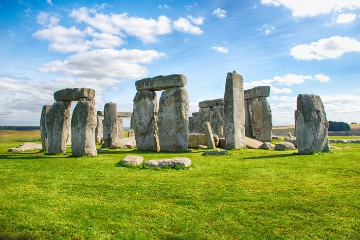 Stonehenge is a Neolithic site