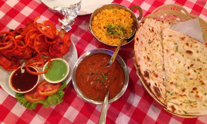 Indian Restaurants offer a great desi taste