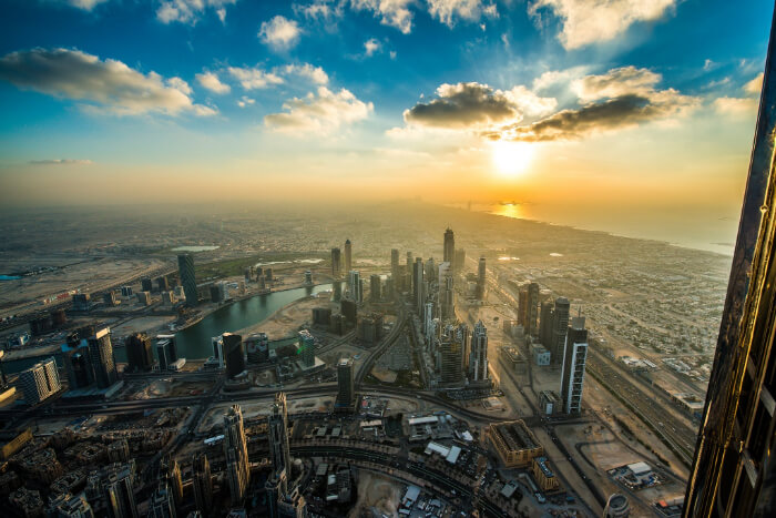 enjoy the tour of the world's tallest building