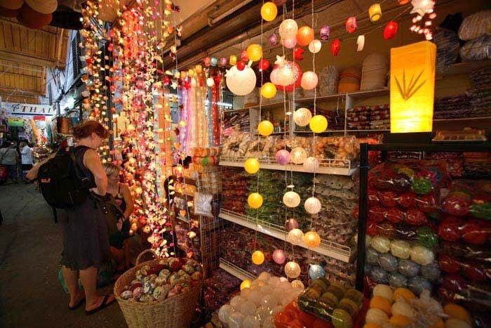 most popular local markets for shopping