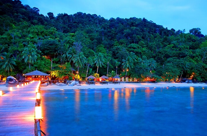 tioman island views