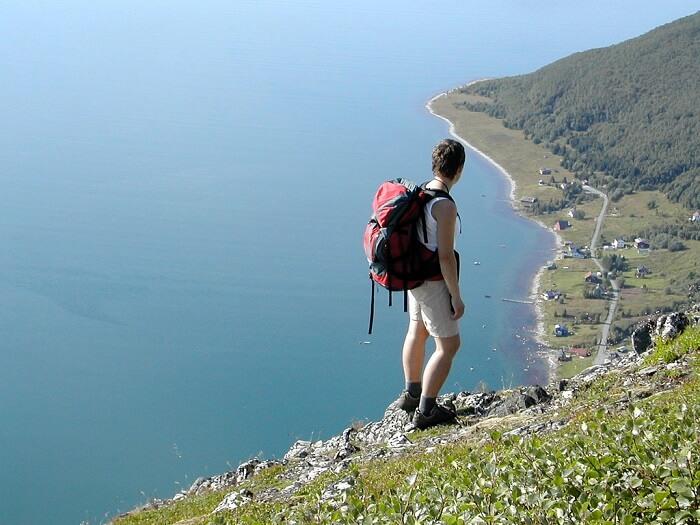 trekking,waterbodies greenery