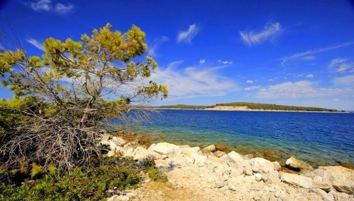 veliki island in croatia