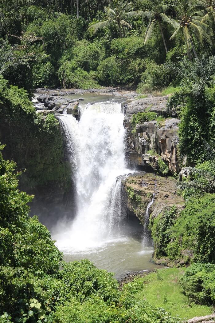 Tukad waterfall