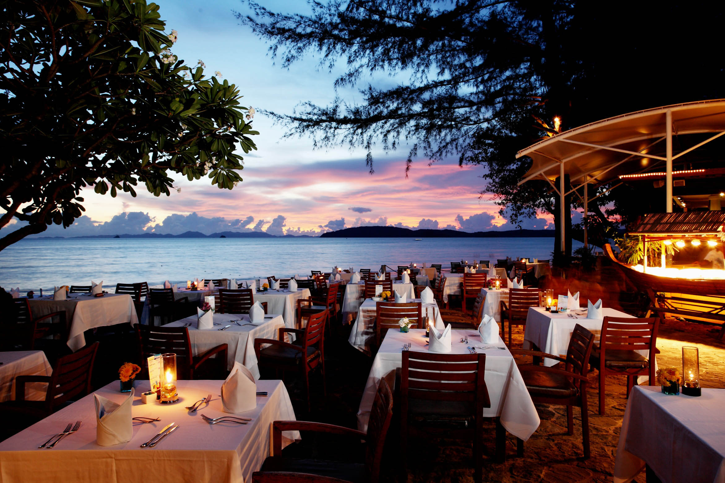 one of the best restaurants in Krabi