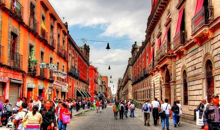 Mexico Shopping