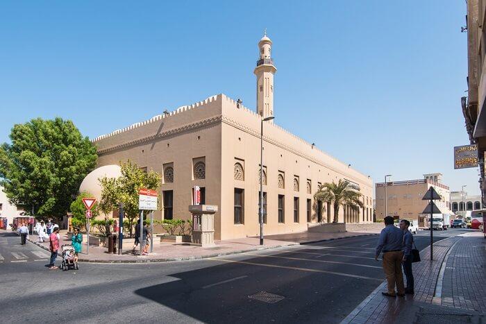 grand mosque bur dubai
