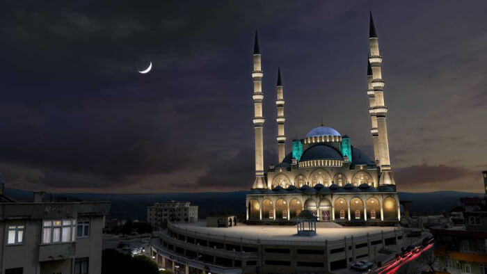 largest masjids in Turkey