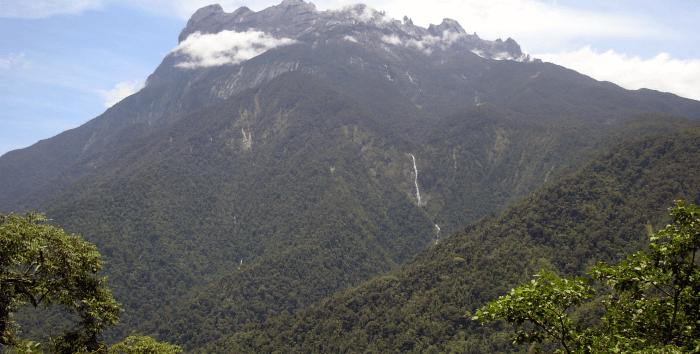 About Mount Kinabalu National Park