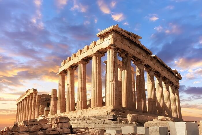 Acropolis Cover