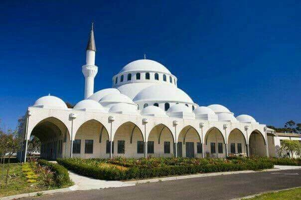 one of the most beautiful mosques
