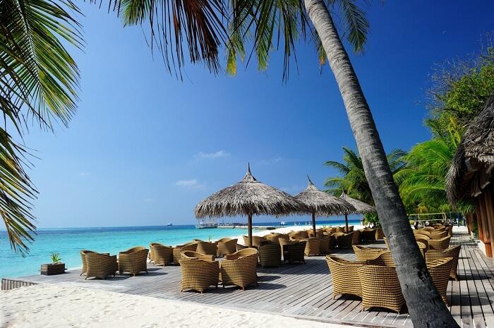 resort close to beach