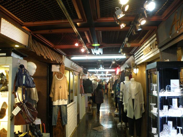 shopping place in Mongkok