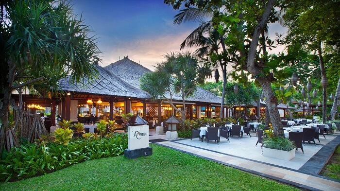 best restaurant in Nusa Dua