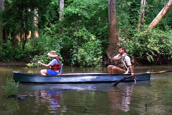 Boating, Fishing, And Swimming