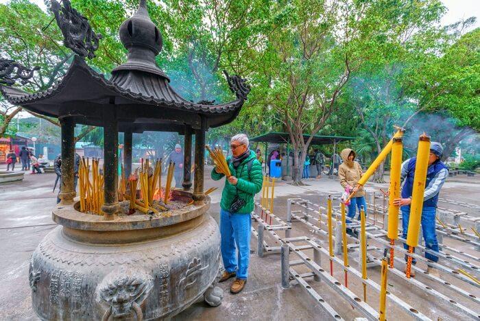 Amazing Bodhi Shrine