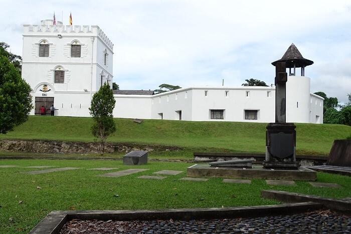 Brooke Gallery Sarawak