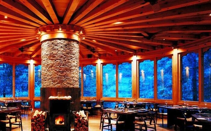 beautiful restaurant