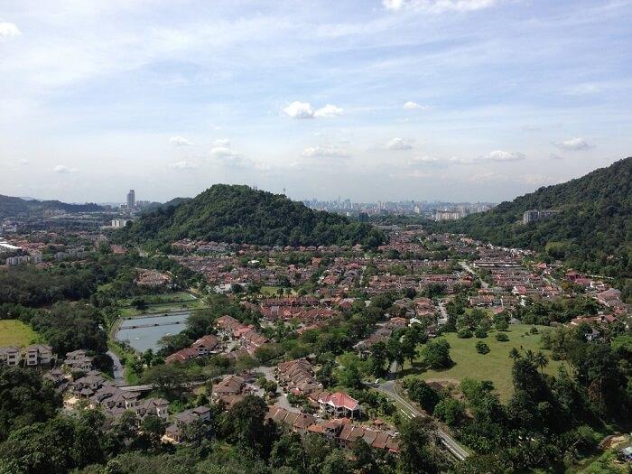 Bukit Tabur in malaysia