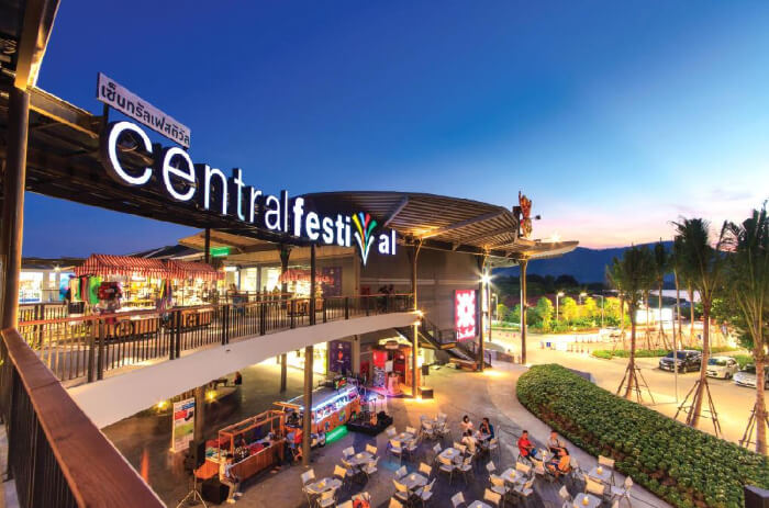 one of largest malls in Asia