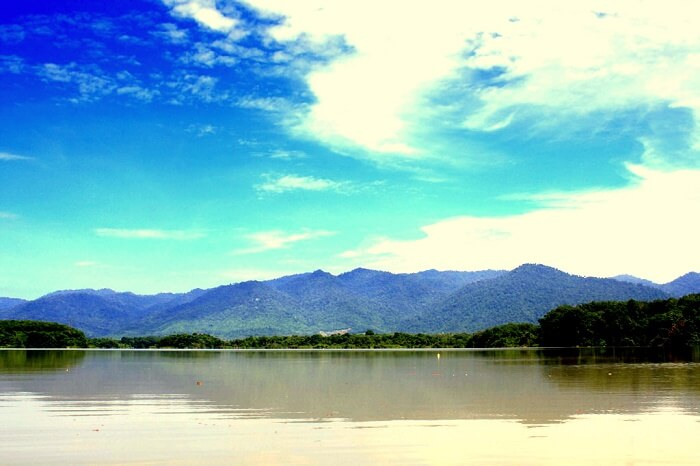 Chendroh Lake