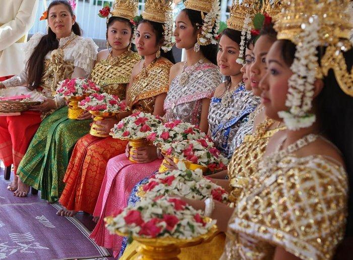 one of the biggest festivals in Cambodia